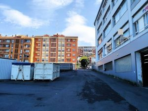 Nave comercial en alquiler en Bilbao